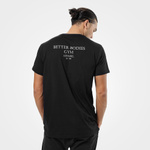 Thumbnail of Better Bodies Harlem Oversize Tee - Black