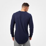 Thumbnail of Better Bodies Harlem Thermal Long Sleeve - Dark Navy