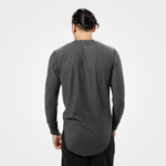 Thumbnail of Better Bodies Harlem Thermal Long Sleeve - Graphite Melange