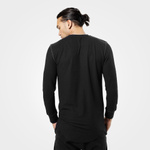 Thumbnail of Better Bodies Harlem Thermal Long Sleeve - Black