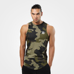 Thumbnail of Better Bodies Harlem Tank - Military Camo