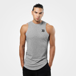 Thumbnail of Better Bodies Harlem Tank - Grey Melange