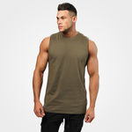 Thumbnail of Better Bodies Bronx Tank - Washed Green