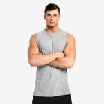 Thumbnail of Better Bodies Bronx Tank - Grey Melange