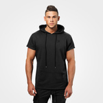 Thumbnail of Better Bodies Bronx T-shirt Hoodie - Washed Black