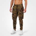 Thumbnail of Better Bodies Bronx Cargo Sweatpant - Military Camo