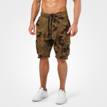 Thumbnail of Better Bodies Bronx Cargo Shorts - Military Camo