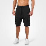 Thumbnail of Better Bodies Bronx Cargo Shorts - Washed Black