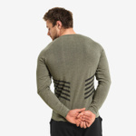 Thumbnail of Better Bodies Hamilton Long Sleeve - Washed Green