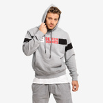 Thumbnail of Better Bodies Tribeca Pullover - Grey Melange