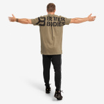 Thumbnail of Better Bodies Stanton Oversize Tee - Washed Green