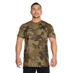 Thumbnail of Better Bodies Stanton Oversize Tee - Military Camo