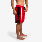 Thumbnail of Better Bodies Ript Shorts - Bright Red