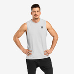 Thumbnail of Better Bodies Varick Tank - Frost Grey