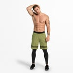 Thumbnail of Better Bodies Fulton Shorts - Light Khaki
