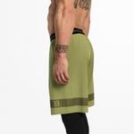 Thumbnail of Better Bodies Fulton Shorts - Light Khaki