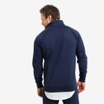 Thumbnail of Better Bodies Varick Zip Jacket - Dark Navy