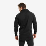 Thumbnail of Better Bodies Varick Zip Jacket - Black