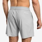 Thumbnail of Better Bodies Varick Shorts - Frost Grey