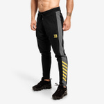 Thumbnail of Better Bodies Fulton Sweatpants - Black/Yellow