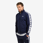 Thumbnail of Better Bodies Bronx Track Jacket - Dark Navy