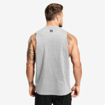 Thumbnail of Better Bodies Team BB Tank - Grey Melange
