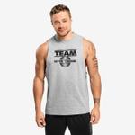 Thumbnail of Better Bodies Team BB Tank - Grey Melange