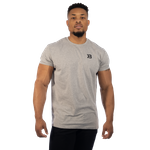 Thumbnail of Better Bodies Essential Tee - Grey Melange