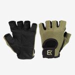 Thumbnail of Better Bodies Basic Gym Gloves - Khaki Green