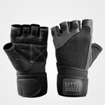 Thumbnail of Better Bodies Pro Wristwrap Gloves - Black