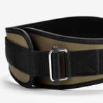 Thumbnail of Better Bodies Basic Gym Belt - Khaki Green