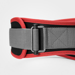 Thumbnail of Better Bodies Basic Gym Belt - Black/Red