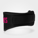 Thumbnail of Better Bodies Womens Gym Belt - Black/Pink