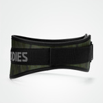 Thumbnail of Better Bodies Camo Gym Belt - Dark Green Camo
