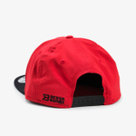 Thumbnail of Better Bodies Flat Bill Cap - Red/Black