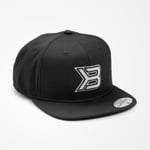 Thumbnail of Better Bodies Flat Bill Cap - Black