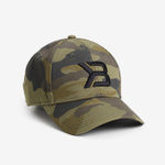 Thumbnail of Better Bodies BB Baseball Cap - Green Camoprint
