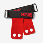 Thumbnail of Better Bodies Athletic grips - Bright Red