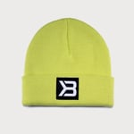 Thumbnail of Better Bodies Tribeca Beanie - Neon Yellow
