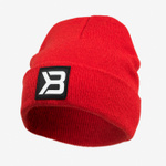 Thumbnail of Better Bodies Tribeca Beanie - Bright Red