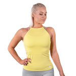Thumbnail of Better Bodies Performance Halter - Lemon Yellow