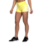 Thumbnail of Better Bodies Gracie Hotpants - Lemon Yellow