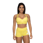 Thumbnail of Better Bodies Waverly Sports Bra - Lemon Yellow