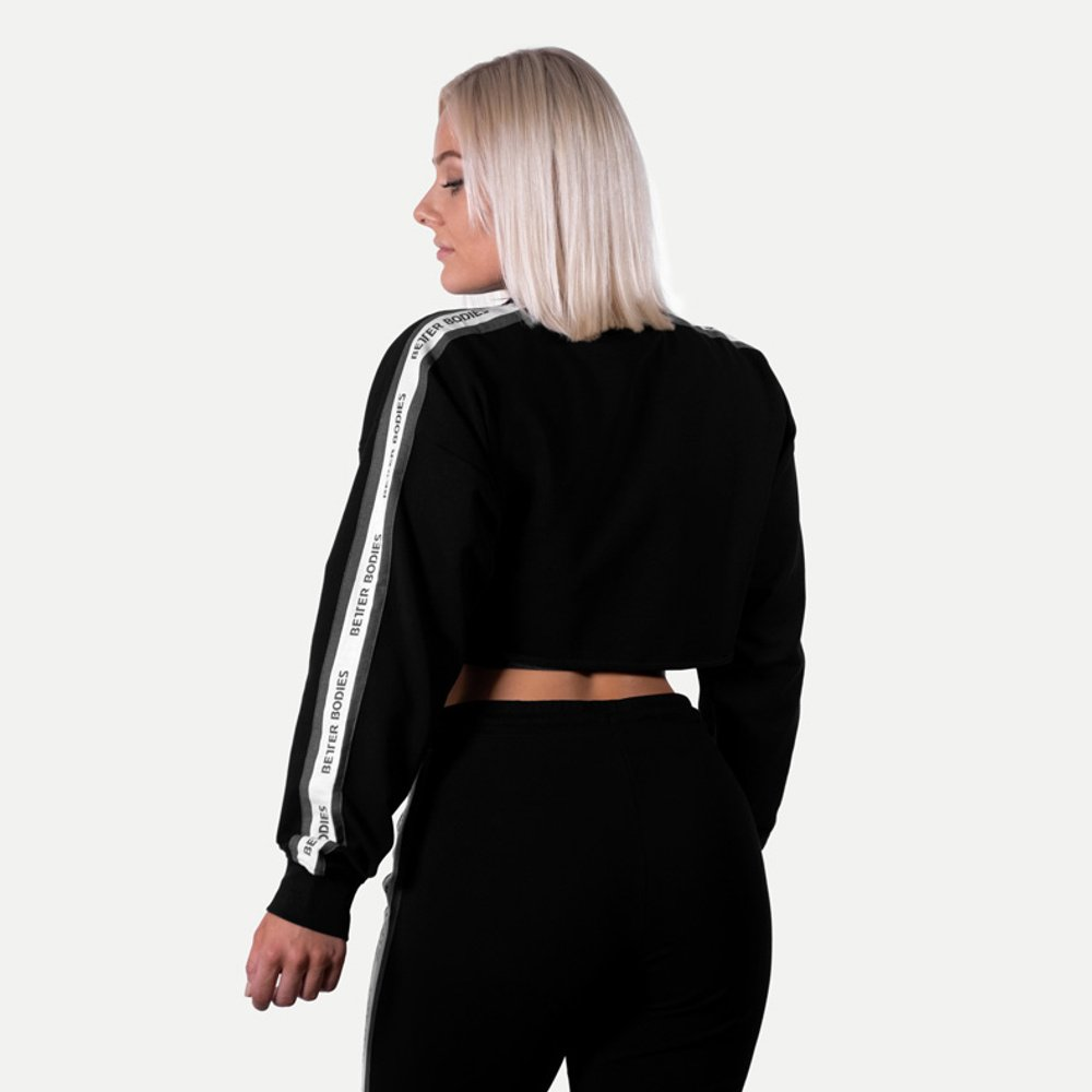 Small image of Chrystie Cropped Longsleeve