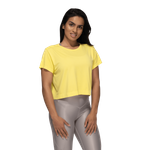 Thumbnail of Better Bodies Rockaway Seamless Tee - Lemon Yellow