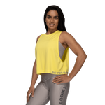 Thumbnail of Better Bodies Rockaway Seamless Tank - Lemon Yellow