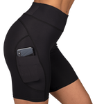 Thumbnail of Better Bodies Chrystie shorts V2 - Black