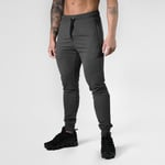 Thumbnail of Better Bodies Tapered joggers V2 - Dark Grey Melange