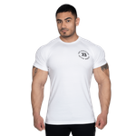 Thumbnail of Better Bodies Gym Tapered Tee - White