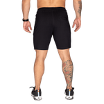 Thumbnail of Better Bodies Tapered Sweatshorts - Black